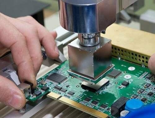 Industrial Electronic Equipment Repair